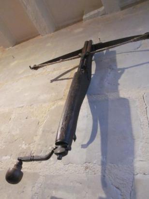 Arbalète à vis, XVème siècle